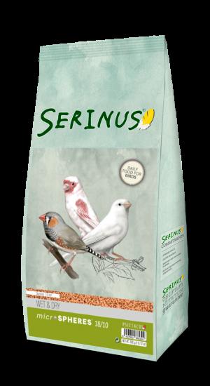Serinus Microspheres 18-10